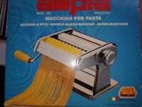Pasta Noodle Machine the larger size