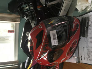 New Zfs-8 large helmet