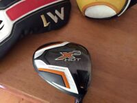 Tour Issue Tour Van Callaway X2 Hot Driver
