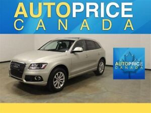 2013 Audi Q5 NAVIGATION|PANOROOF|LEATHER