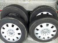 4 vw transporter wheels 16c