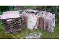70 x 600x600 paving slabs