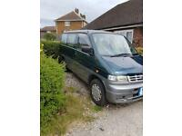 Ford Freda 2.5 turbo diesel campervan