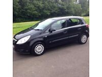 Vauxhall Corsa 1.2i Life 16v , --- 57 Reg --- , 5 Door Hatchback , Excellent Condition