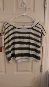 Jecci Five Crop Top Size S
