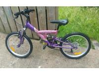 Girls MONTANA TIGER mountain bike for sale