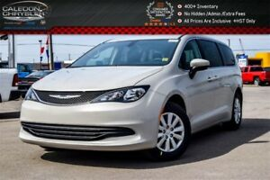 2017 Chrysler Pacifica LX|DVD|Backup Cam|Bluetooth|Tri Zone Air