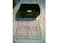 FOLDING BBQ (NEW) - IDEAL FOR CAMPING/CARAVANNING ETC