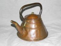 Copper Boilermakers Kettle - £20