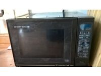Microwave/Conventional Oven