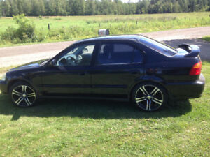1999 Honda Civic special edition Berline