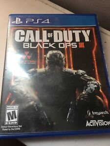 PS4 Call of Duty : Black ops 3