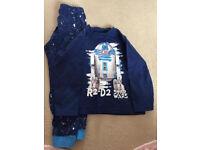 Star Wars pyjamas age 4 to 5