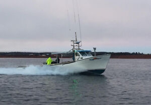 Provincial 45' Lobster/Tuna Boat