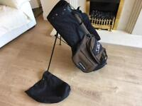 John letters golf bag In Excellent condition. Titleist Callaway Ping style