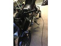 Honda CBF 125 2012