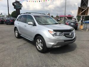 Acura MDX SH-AWD-8 PASSAGERS-CUIR-JAMAIS ACCIDENTER 2008