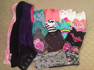 Girls Lot #3 of Clothed 7-8 year old