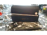 Ghd curve wand and babyliss pro curler
