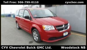 2013 Dodge Grand Caravan SXT - $9/Day - Stow'N Go & Rear Air Con