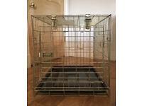 Folding Small Dog Crate (Heavy Duty) Macclesfield, Cheshire