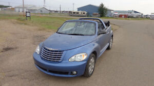 2006 Chrysler PT Cruiser GT Convertible 72000kms!!!