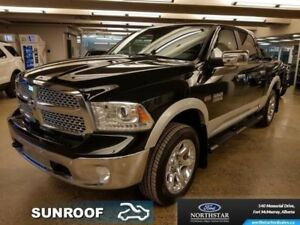 2015 Ram 1500 Laramie  - Bluetooth -  power seats - $250.01 B/W