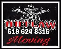 OutLaw moving  Now serving the tri citys, guelph and surrounding