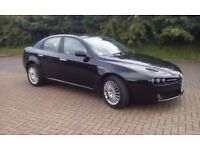Alfa Romeo 159 1.9 JTDm Lusso, 2007, Excellent Condition, Long MOT, Cambelt