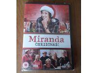 Miranda Christmas DVD New & Sealed
