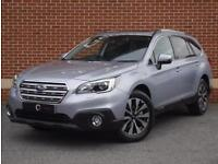 BRAND NEW Subaru Outback 2.0 D SE Premium LinearTronic 5dr (Silver, Diesel)