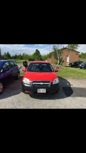 Chevy Aveo for sale