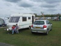 Touring caravan 4 berth - Abi Marauder Gold 1997
