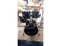 Sonor 505 drum kit