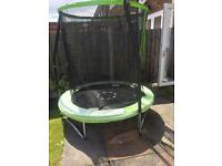 Half price Trampoline and net
