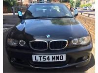 04 BMW 318CI M SPORT 86K