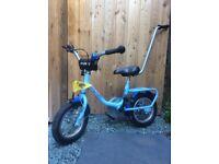 Puky kids bike
