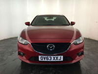 2014 MAZDA 6 SE-L DIESEL SALOON 1 OWNER MAZDA SERVICE HISTORY FINANCE PX WELCOME