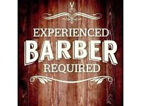 Selfemployed Barber Wanted