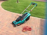 Lawnmower Bosch rotak 34