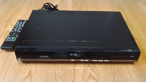 Toshiba DR7 DVD player, Blue-Ray, DVD Recorder