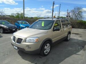 2008 Pontiac Montana SV6 FWD  *GUARANTEED APPROVAL*