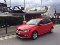 63 plate Volkswagen Polo 1.4 Match Edition 2014 14,000 miles cat C immaculate condition
