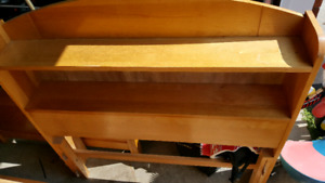 Solid Wood Captains Bed