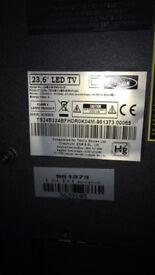 LCD TV DVD