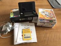 New Nintendo 3DS (Boxed) + 5 games (Perfect Condition)