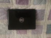 Mini Dell Laptop Black