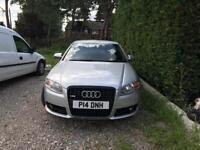 Audi A4 3.0 sline Quattro