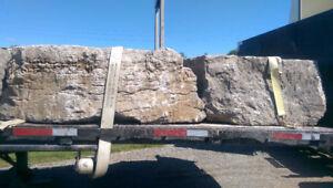 Natural Stone - Armour Stone - Jumbo Flag Stone