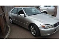 2001 Lexus IS 200 2.0 iS automatic nice car